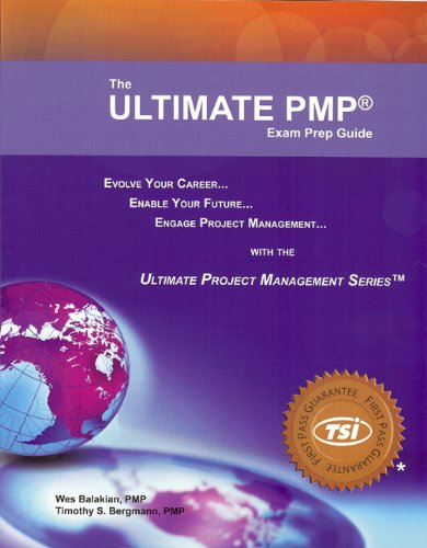 9780978870898: The Ultimate PMP Exam Prep Guide