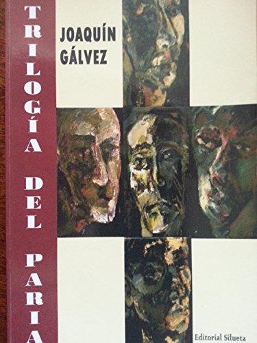 9780978875817: Trilogia Del Paria.poesias.