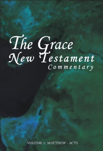 9780978877330: The Grace New Testament Commentary (2 Volume Set)