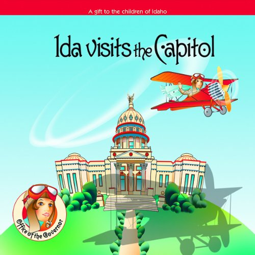 9780978886813: Ida Visits the Capitol