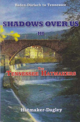 9780978893439: Shadows Over Us 3: The Tennessee Hatmakers