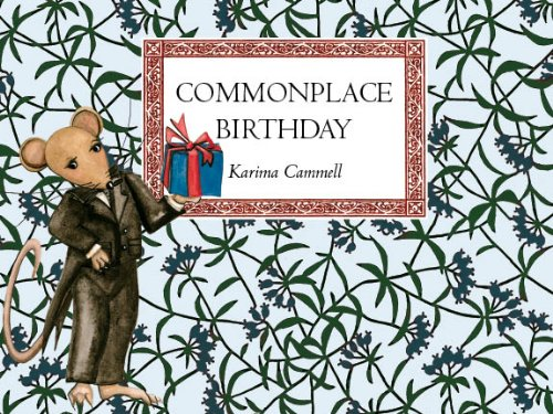 9780978896645: Commonplace Birthday