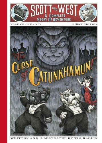 THE CURSE OF CATUNKHAMUN: Raglin, Tim