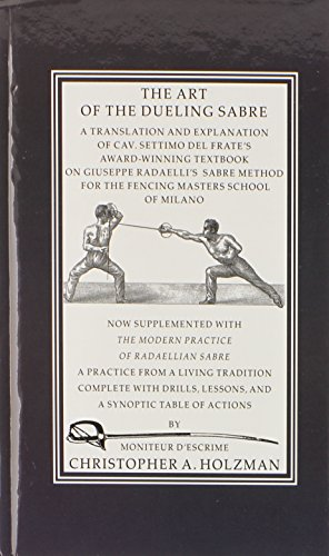 9780978902261: The Art of the Dueling Sabre