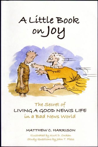 9780978912963: A Little Book of Joy: The Secret of Living a Good News Life in a Bad News World