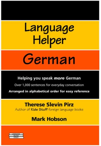 9780978915209: Language Helper German (German Edition) (English and German Edition)