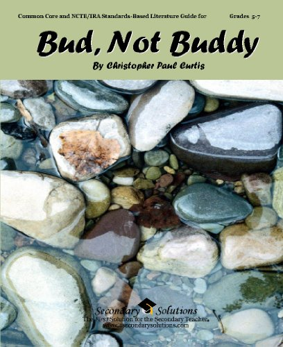 Bud, Not Buddy Teacher Guide - Complete Lesson Unit for teaching the novel Bud, Not Buddy by ...