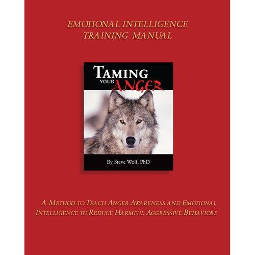 9780978930721: Taming Your Anger Training Manual
