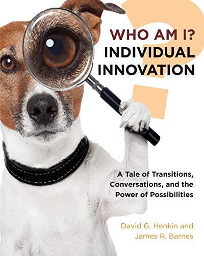 9780978931421: Who Am I? Individual Innovation