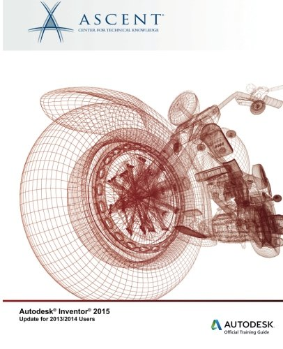 9780978933517: Autodesk Inventor 2015 Update for 2013/2014 Users