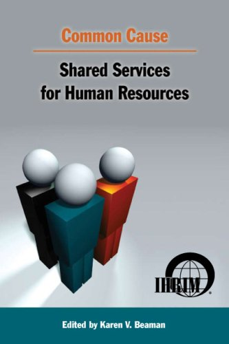 9780978939700: Common Cause: Shared Services for Human Resources