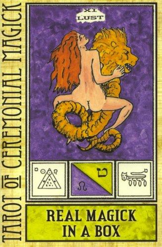 9780978959241: Tarot of Ceremonial Magick: Babalon Edition