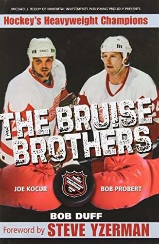 9780978977030: The Bruise Brothers - Hockey's Heavyweight Champions