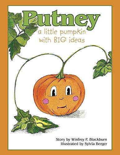 Putney-A little pumpkin with BIG ideas: Blackburn, Winfrey P.
