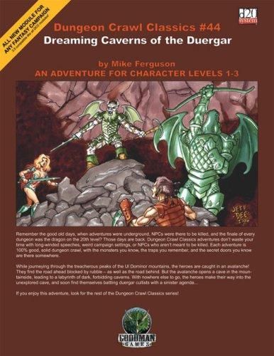 Dungeon Crawl Classics 44: Ferguson, Michael