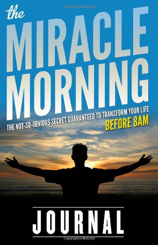 9780979019753: The Miracle Morning Journal