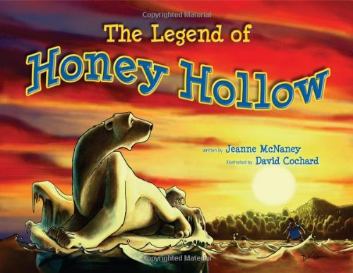 Legend of Honey Hollow: Honey Hollow Series, Book One: Jeanne McNaney