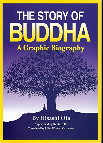 9780979047169: The Story of Buddha: A Graphic Biography