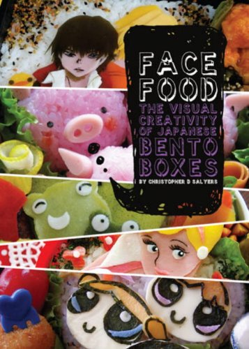 9780979048661: Face Food: The Visual Creativity of Japanese Bento Boxes