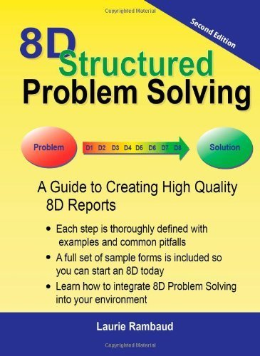 9780979055317: 8D Structured Problem Solving (Second Edition)