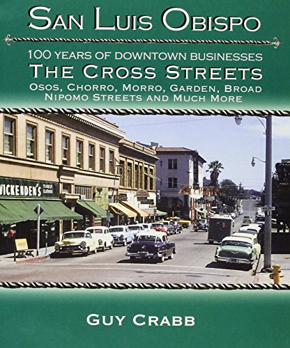 San Luis Obispo 100 Years of Downtown Business: The Cross Streets: Guy Crabb