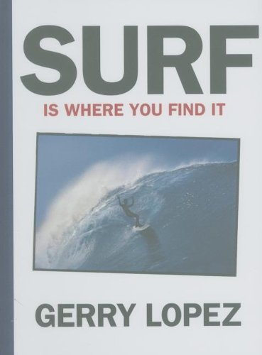 9780979065927: Surf Is Where You Find It