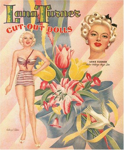 9780979066818: Lana Turner Paper Dolls