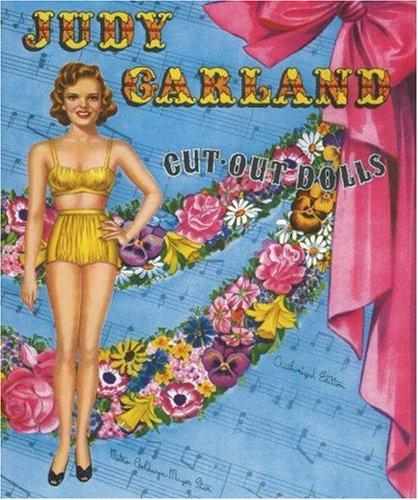 9780979066894: Judy Garland Paper Dolls