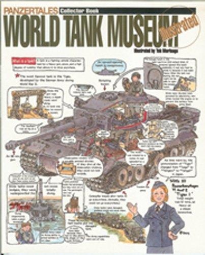 9780979068409: Panzertales World Tank Museum: Collector Book