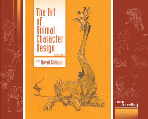 The Art of Animal Character Design: David Colman
