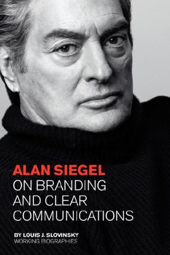 9780979076640: Alan Siegel: On Branding and Clear Communications (Large Edition)