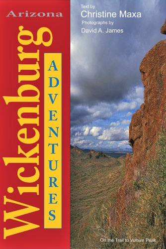 Wickenburg Adventures: Christine Maxa