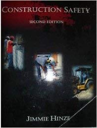 9780979085406: Construction Safety Second Edition