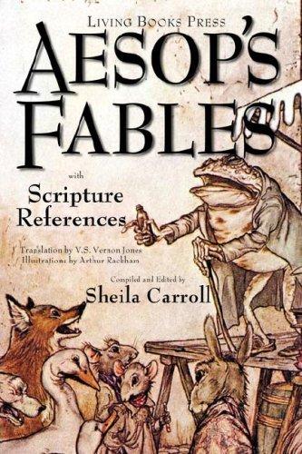 9780979087684: Living Books Press Aesop's Fables
