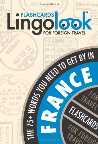 9780979090448: Lingolook FRANCE (Lingolook Flashcards for Foreign Travel) (French Edition)