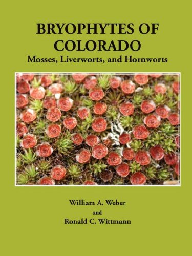 9780979090912: Bryophytes of Colorado: Mosses, Liverworts, and Hornworts