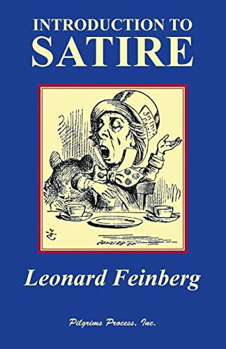 Introduction to Satire (Paperback): Leonard Feinberg