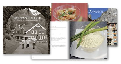 Pathways to Plate; destinations and dishes from Delaware North