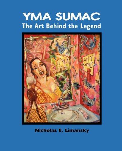 9780979097294: Yma Sumac: The Art Behind the Legend