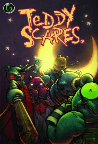 9780979105029: Teddy Scares: Volume 3 by Jim Hankins (2008-03-31)
