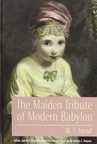 9780979111600: The Maiden Tribute of Modern Babylon: The Report of the Secret Commission