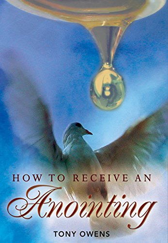 9780979112126: How to Receive an Anointing