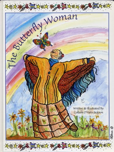 The Butterfly Woman: Colleen O'Hara-Jackson