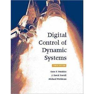 9780979122606: Digital Control of Dynamic Systems