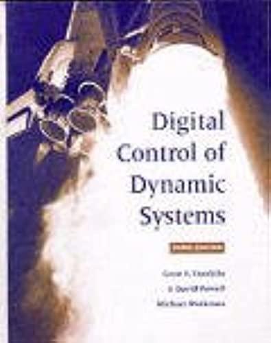 9780979122613: Digital Control of Dynamic Systems