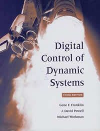 9780979122613: Digital Control of Dynamic Systems
