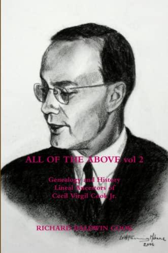 ALL OF THE ABOVE II: Richard Baldwin Cook
