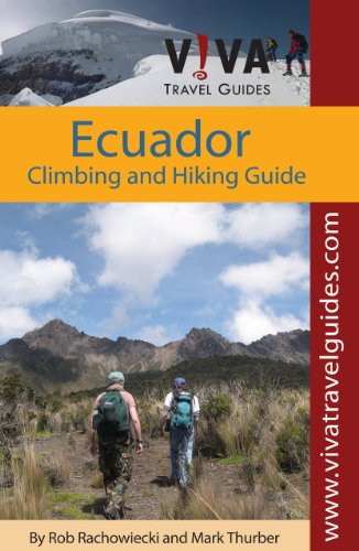 9780979126451: Ecuador: Climbing and Hiking Guide: VIVA Travel Guides