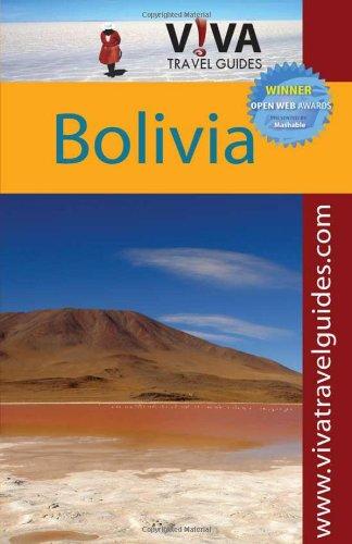 VIVA Travel Guides Bolivia: Newton, Paula, Hartburn, Karen, Rode, Margaret