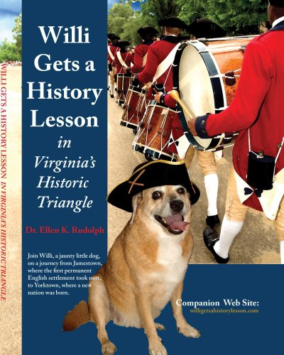 Willi Gets a History Lesson in Virginia's